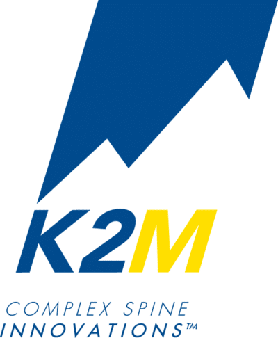 K2M neurosurgical equipment cardiothoracic instruments spinal implants spinal deformity systems